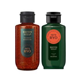 RYO HERITAGE BIOTIN VITA SHAMPOO BOOSTER 180ml +Giveaway