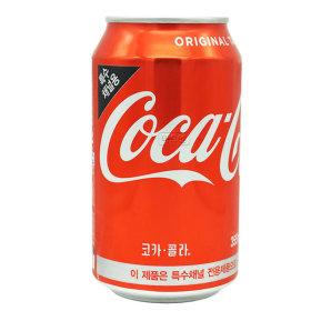 코카 코카콜라 355ml X 24캔 1박스