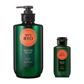 RYO Heritage BIOTIN VITA HAIR LOSS CARE SHAMPOO 585ml +Giveaway