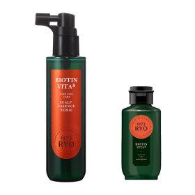 RYO HERITAGE BIOTIN VITA HAIR LOSS CARE Essence Tonic 80ml +Giveaway