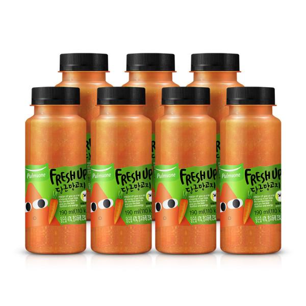 풀무원녹즙 프레시 건강음료 주스 7병(명일엽+헛개) 상품이미지