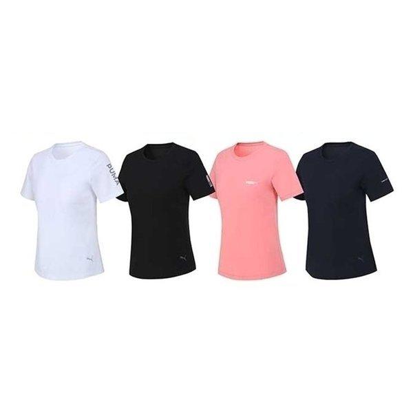푸마 자유 브라탑 티셔츠 4종 상품이미지