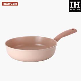 NEOFLAM Sherbet Cookware IH Wok 26cm