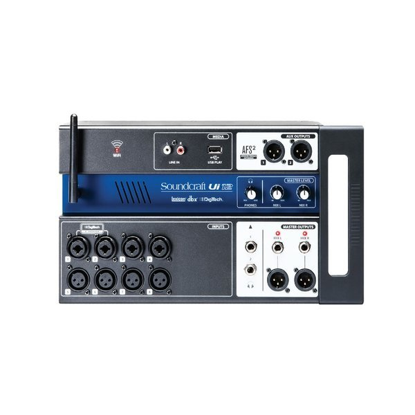 SOUNDCRAFT Ui-12 디지털 믹서 상품이미지