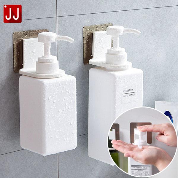 J03 샴푸걸이 샴푸홀더/접착식/공중부양 손소독제 상품이미지