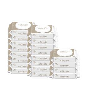 소프트메이트45 휴대캡 20매 20팩/wc-com 100%생분해