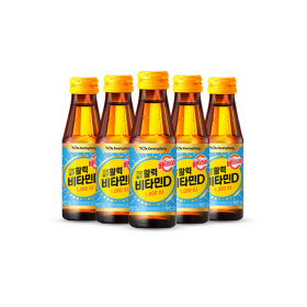 기분좋은 활력 비타민D 100ml 50병/음료