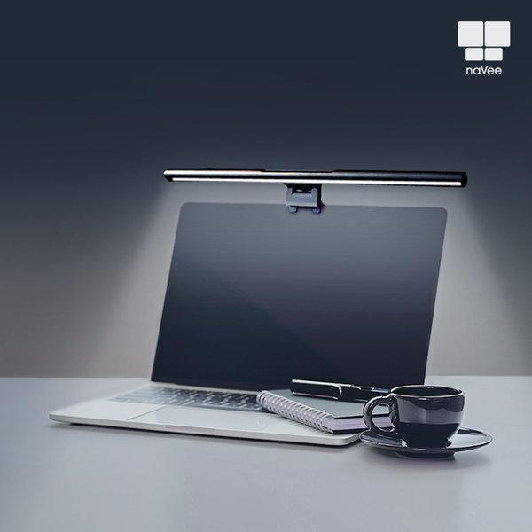 LED 모니터 독서등 책상 학습 독서 램프 스탠드 조명 상품이미지