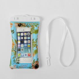 써머플라워 스마트폰 튜브 방수팩 /IP8 휴대폰방수팩