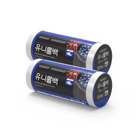비닐봉투/유니랩 위생 유니롤백 (소형 500매)
