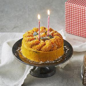 더리얼 레시피 골든비프케이크 300g/강아지케이크
