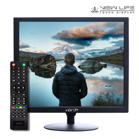 뷰라이프 19인치 AV CCTV 소형 모니터