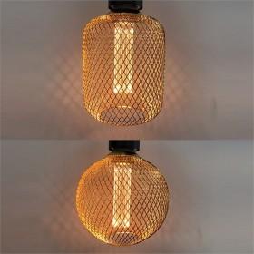 [LED조명스토어] LED 네트골드 펜던트조명 레일조명