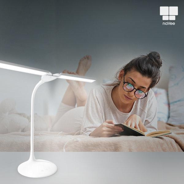 LED 독서등 취침등 책상 학습 독서 램프 스탠드 조명 상품이미지