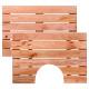 마호가니 원목 발판/욕실화장실 베란다 발받침대 깔판