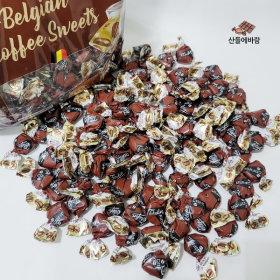 벨기안커피사탕 640g 대략100개 코스트코 커피캔디