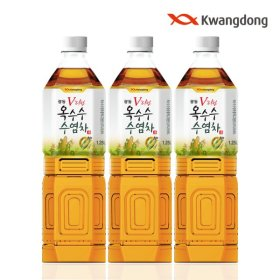 [무료배송] 광동 옥수수수염차 1.25L x 12pet