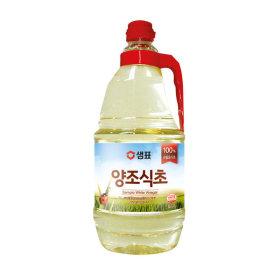 샘표 합성향없는 양조식초 1.8L