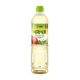 샘표 합성향없는 사과식초 900ml