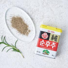 오뚜기 순후추(캔) 50g