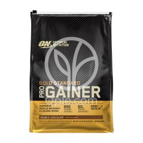 프로 게이너 더블 초콜릿 하이 프로틴 웨이트 28 서빙 4.62 kg Optimum 빠른직구