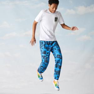 남성 폴라로이드 반팔 티셔츠 TH2093-51G 001