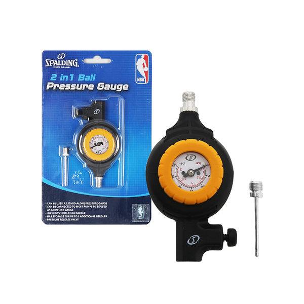 스팔딩 2in1 농구 포인터 압력게이지 측정 /DP8486SCN 상품이미지