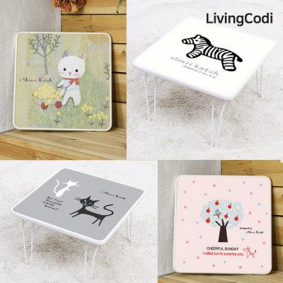 Shinzi Katoh/Foldable/Table/Dining Tables/Tea Tables