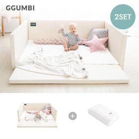 Lucky Star Clean Bumper Bed Set (Bumper + Cotton Pad)