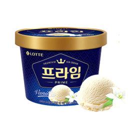 프라임 바닐라 아이스크림 900ml 6개