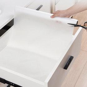 EVA 논슬립 투명위생매트 45x150cm 1+1