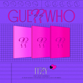 [ITZY]GUESS WHO (CD album)