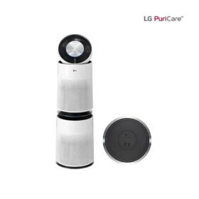 [LG전자] [92.4㎡] LG 퓨리케어 Puri Care 360˚ 공기청정기 듀얼(AS2