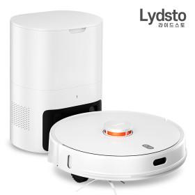 8세대 청정스테이션 로봇청소기 라이드스토 R1 화이트