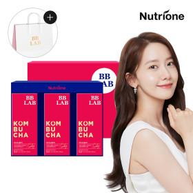 비비랩 이너 뷰 콤부차 3박스(6주) 선물세트+쇼핑백