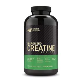 크레아틴 모노하이드레이트 마이크로나이즈 2500 mg 300 캡슐 Optimum 빠른직구