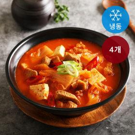 국내산암퇘지 김치찌개 (냉동) 1.1kg 4개