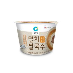 종가집 멸치 컵쌀국수 92g