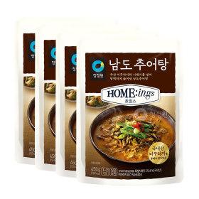 남도추어탕450g  4개