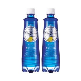 초정탄산 레몬 500ml 20개 / 음료수 탄산음료