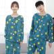 디즈니 남녀 피치기모 잠옷 상하세트 커플 파자마 V2