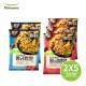 풀무원 황금밥알 볶음밥 2종 (포크4인분+새우6인분)