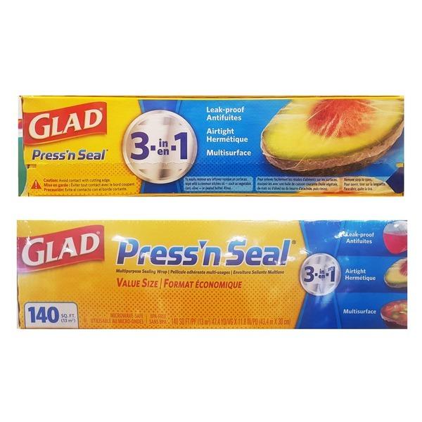 글래드 프레스앤씰 매직랩 점보 대용량 30cm43.3m 상품이미지