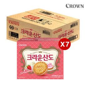 산도 딸기 81g X 7 /당일출고/무료배송