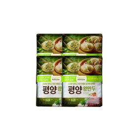 풀무원 평양 왕만두 490g 8봉