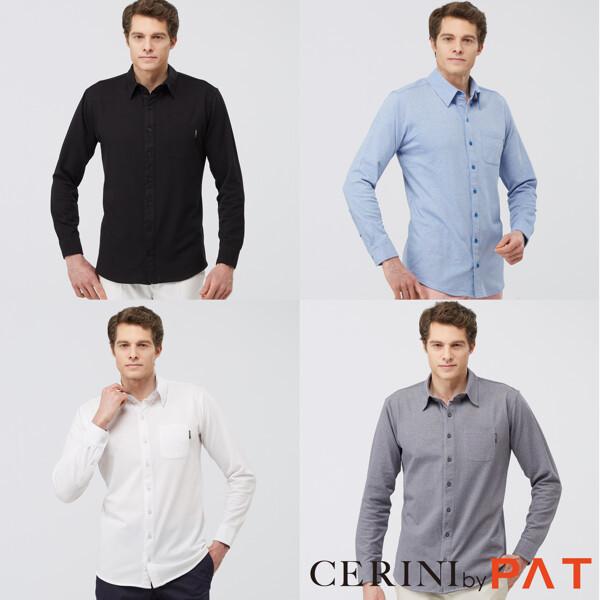 cerini by PAT  남성 캐주얼 카라셔츠 1종 상품이미지