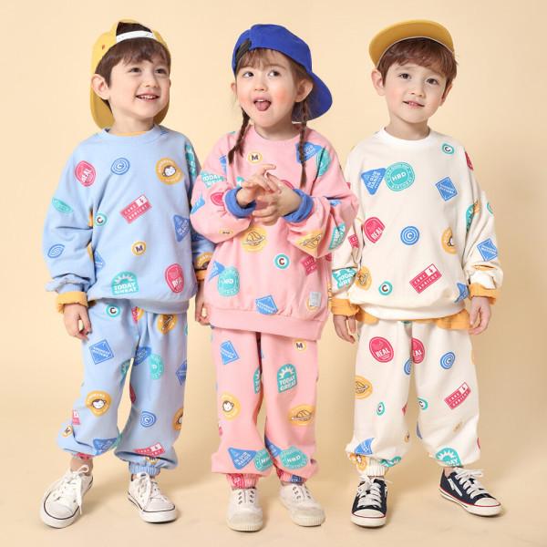 초코몽/봄신상/상하복세트/아동복/주니어/초등학생옷 상품이미지