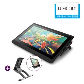 와콤 신티크16 DTK-1660 액정타블렛 /필름+장갑/합정점