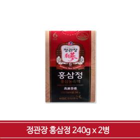 홍삼정 240g x 2병 JJ