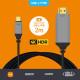 LG V50 V40 V30 엘지 C타입 HDMI HML 미러링 케이블 상품이미지